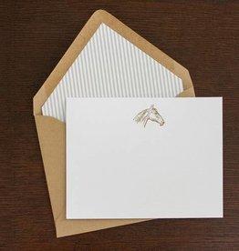 Thoroughbred Flat Note Set
