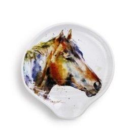 Good Lookin' Horse Spoon Rest