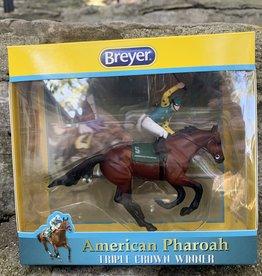 American Pharoah Holiday Ornament