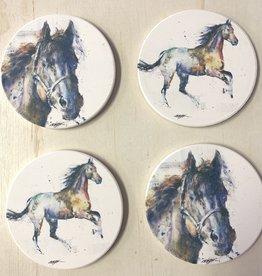 Horse Coaster Set of 4