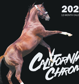 Official 2020 California Chrome Calendar