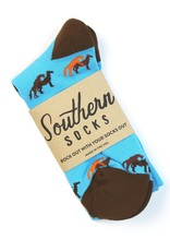 KY for KY Southern Socks Breeding Season (blue/brown)