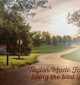 Taylor Made Farm Calendar 2021