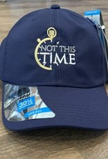 Caps Communications Not This Time Hat Navy