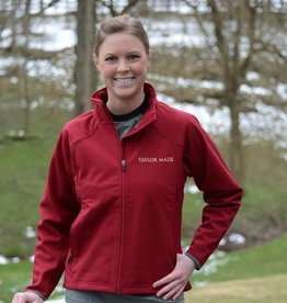 aps Communications Taylor Made Ladies Red Jacket