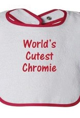 World's Cutest Chromie Bib