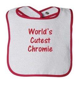 World's Cutest Chromie Bib