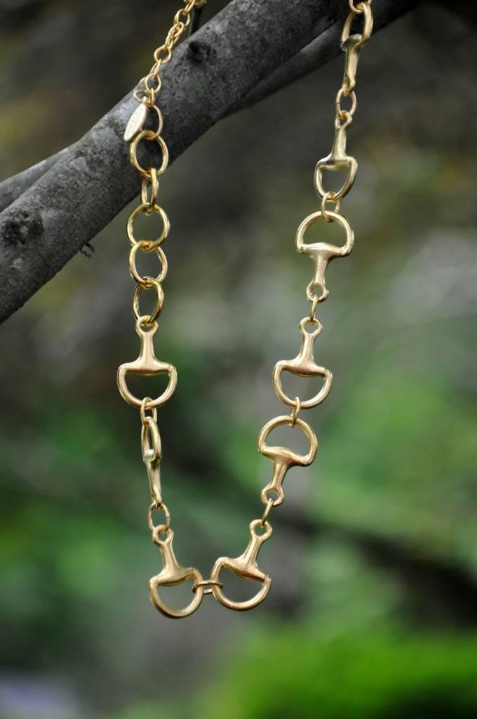 Horse Bit Necklace