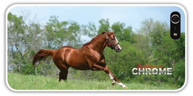 California Chrome iPhone Case 6+