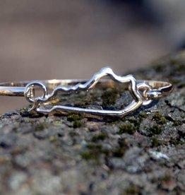 Kentucky Outline Bracelet