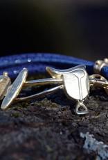 English Saddle Bracelet