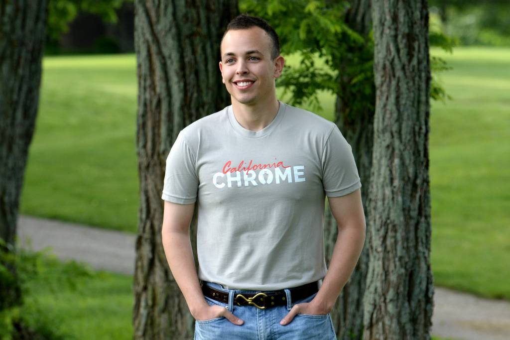 The Chrome Tee