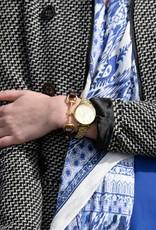 Leather Bit Bracelet