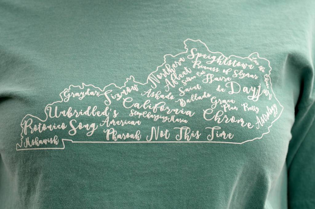 Taylor Made for Kentucky Tee