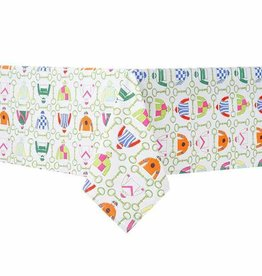 Pomegranate Pick Six Tablecloth 55x55