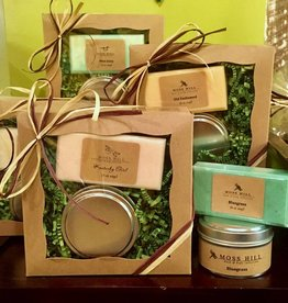 Moss Hill Bath & Body Bluegrass Gift Set