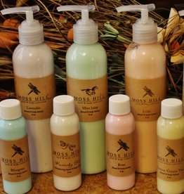 Moss Hill Bath & Body Lotion 8oz.