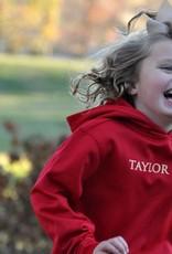 TM YOUTH Sport-Tek Fleece Hooded Pullover