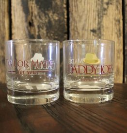 Daddy Joe's Rocks Glass