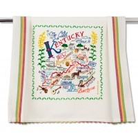 CatStudio Kentucky Dish Towel