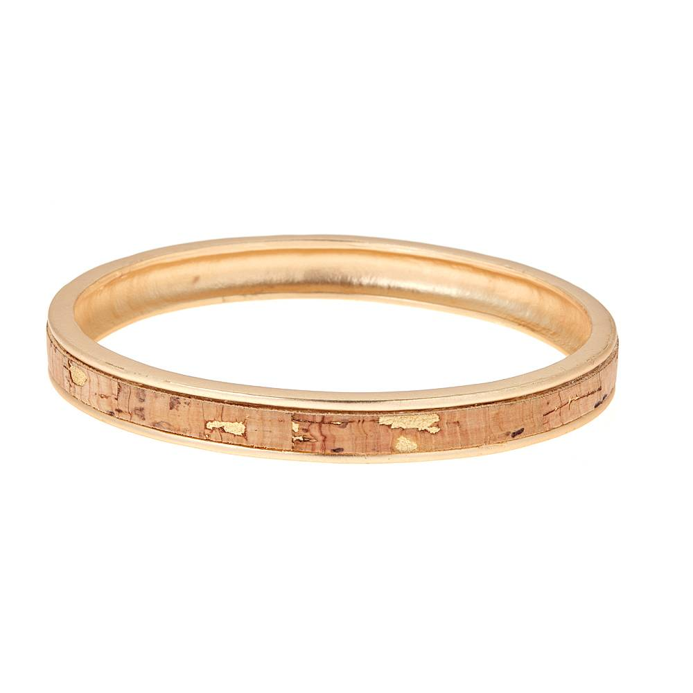 Kylie Cork Bangle