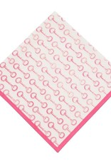 Pomegranate Pony Club Napkin