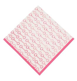 Pomegranate Pony Club Pink Napkins