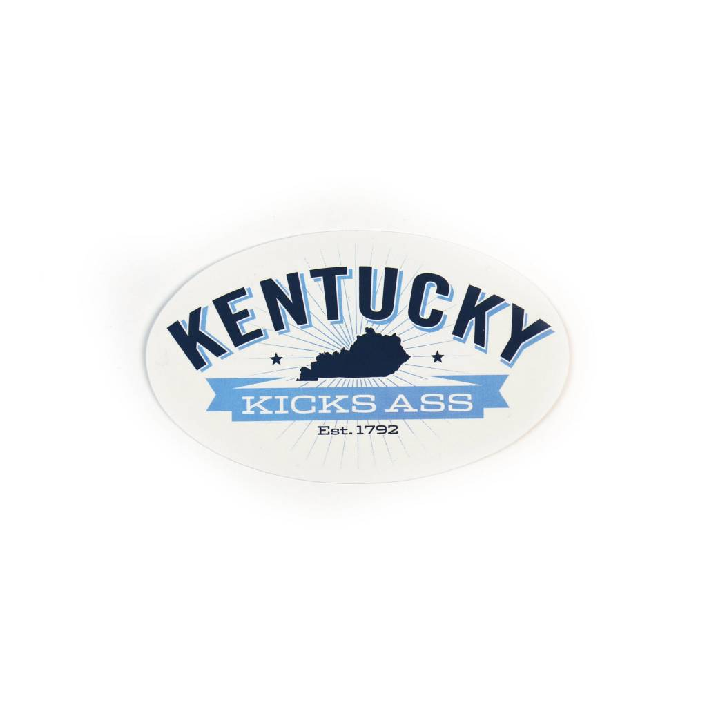 KY for KY KY for KY Sticker