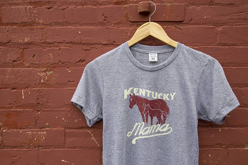 KY for KY Kentucky Mama Tee