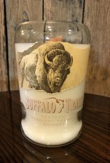 Buffalo Trace Bottle Candle
