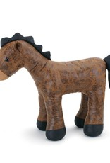 Leather Horse Door Stop