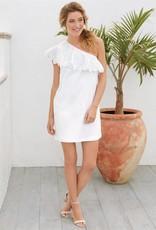 Mud Pie Laurel One-Shoulder Dress