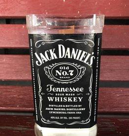 Jack Daniels Bottle Candle
