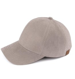 Suede Tan Taylor Made Hat