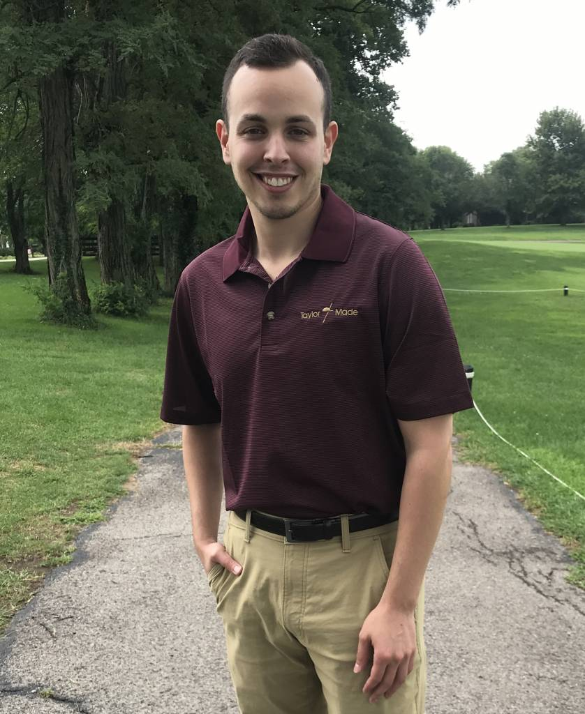 Taylor Made Microstripe Polo