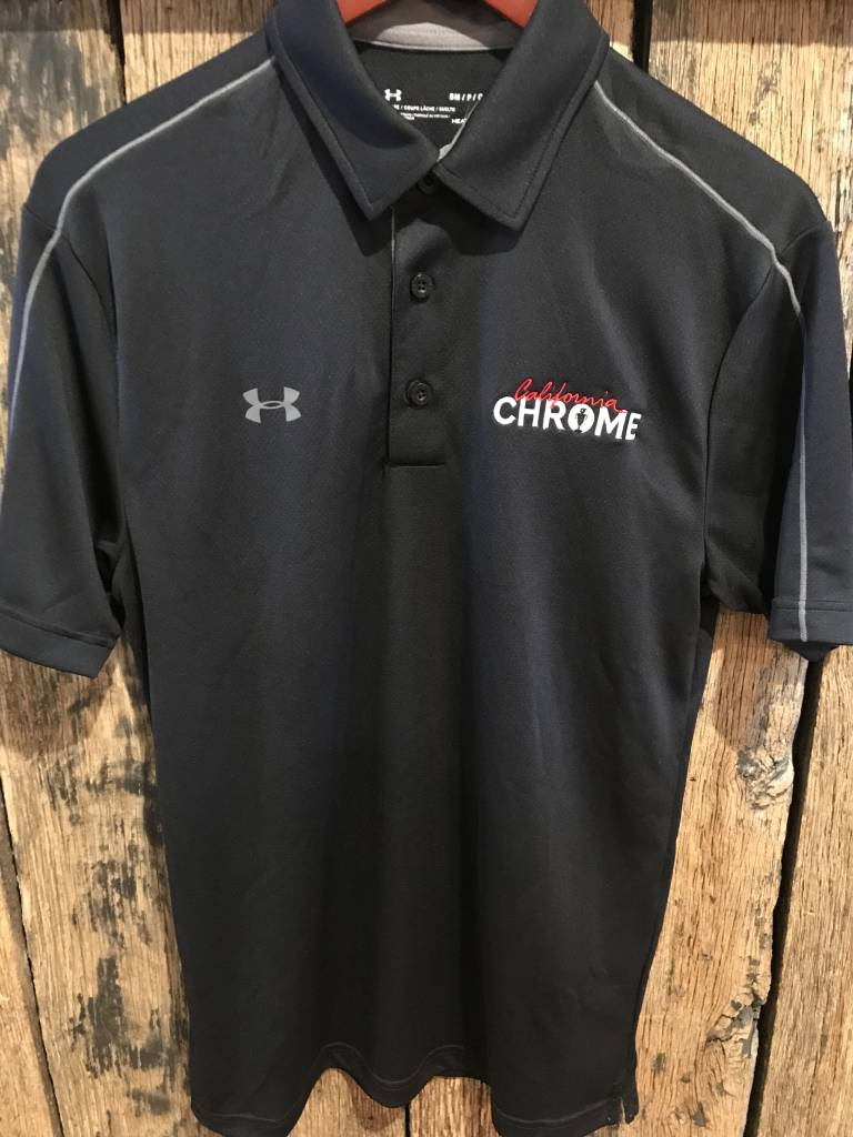 California Chrome Under Armour Polo - Men