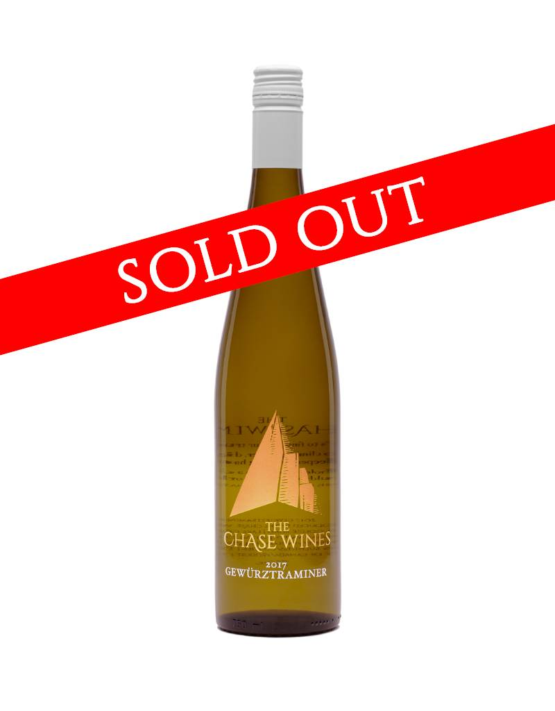 The Chase Wines 2017 Gewurztraminer