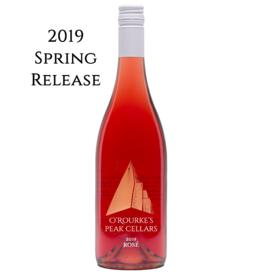 O'Rourke's Peak Cellars 2018 Pinot Noir Rosé