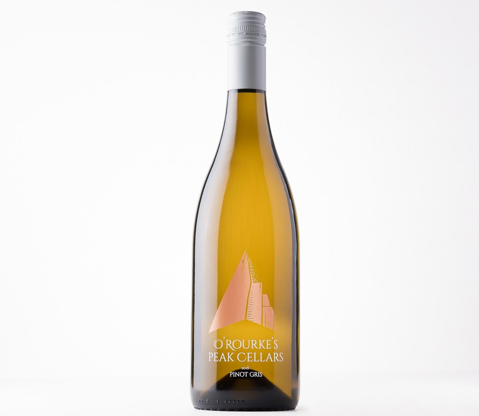 O'Rourke's Peak Cellars 2018 Pinot Gris