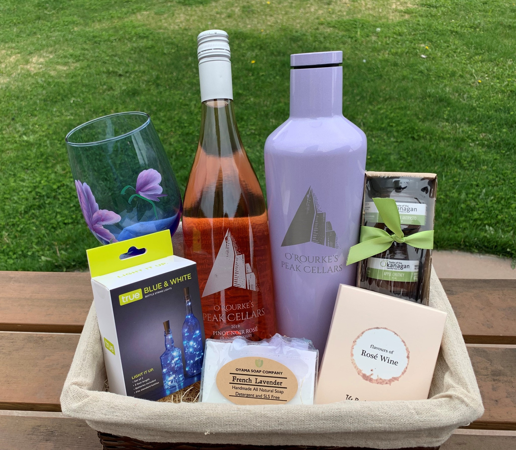 $145 Gift Basket,  For Pick-up Only