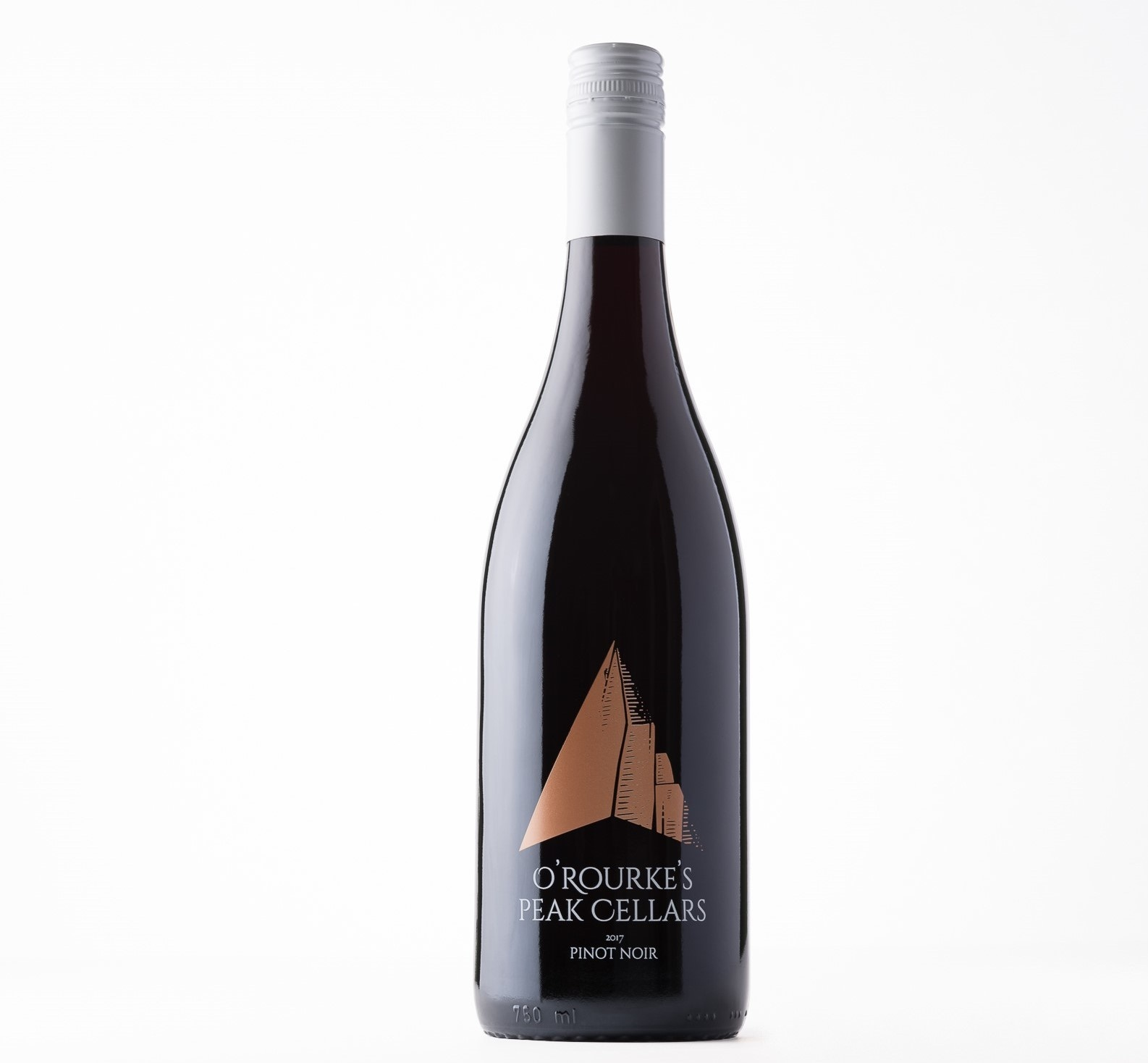 O'Rourke's Peak Cellars 2018 Pinot Noir