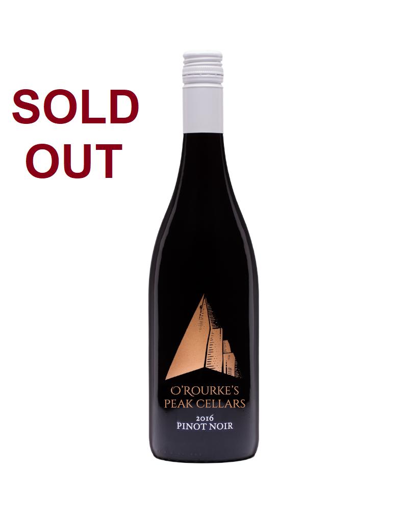 O'Rourke's Peak Cellars 2017 Pinot Noir