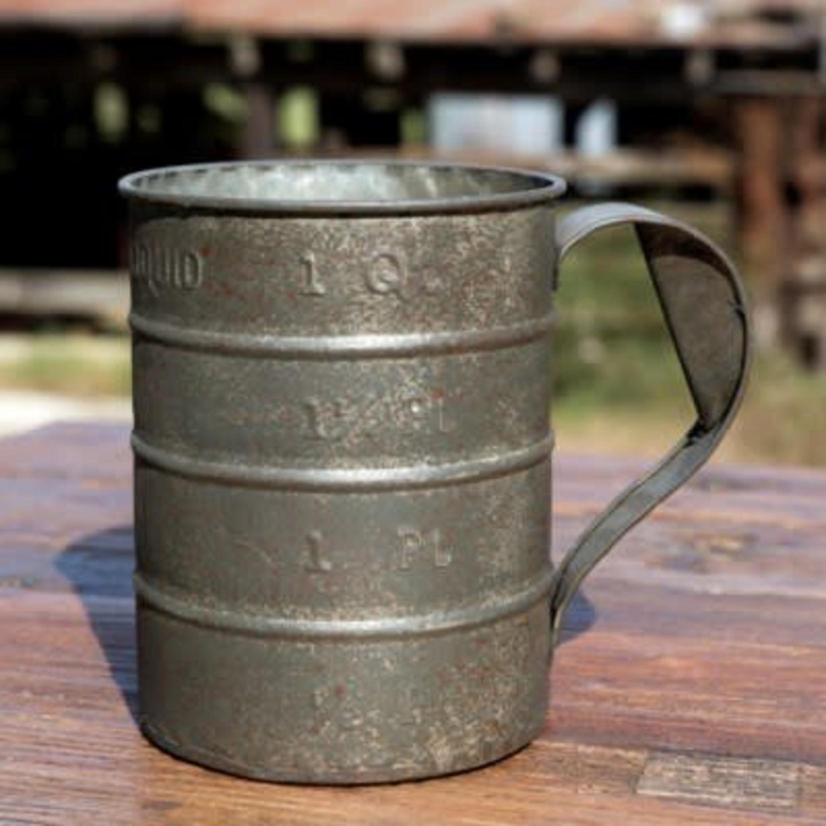 Flea Market Measuring Cup Planter FH5202