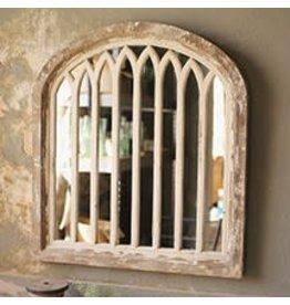 Mirrors Wood Framed Arch Mirror