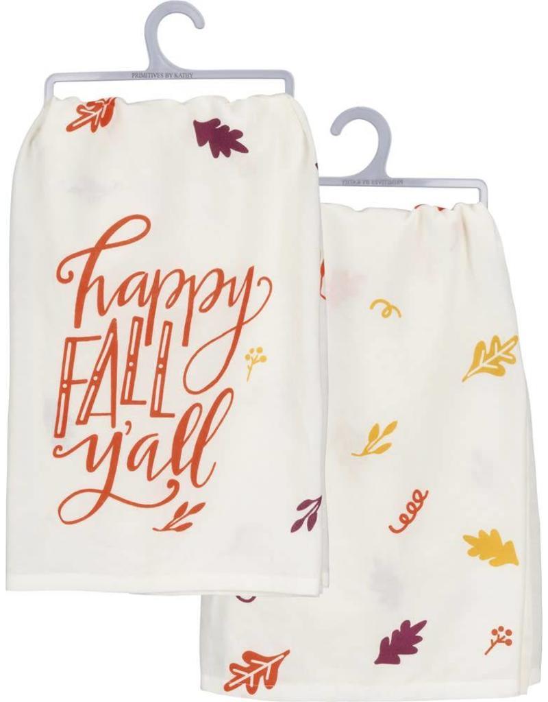 Dish Towel- Happy Fall Y'all 39249