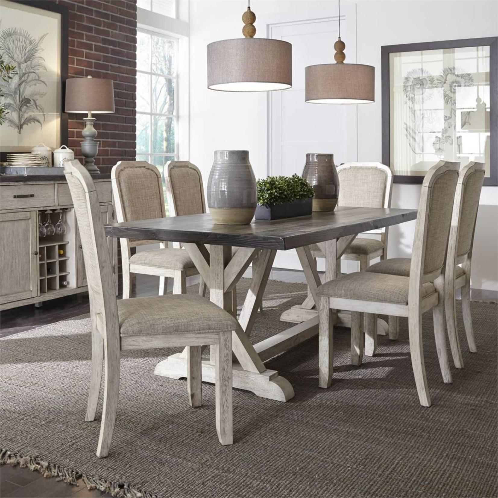 Willowrun Trestle Table