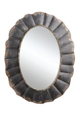 Metal Framed Mirror