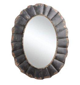 Metal Framed Mirror