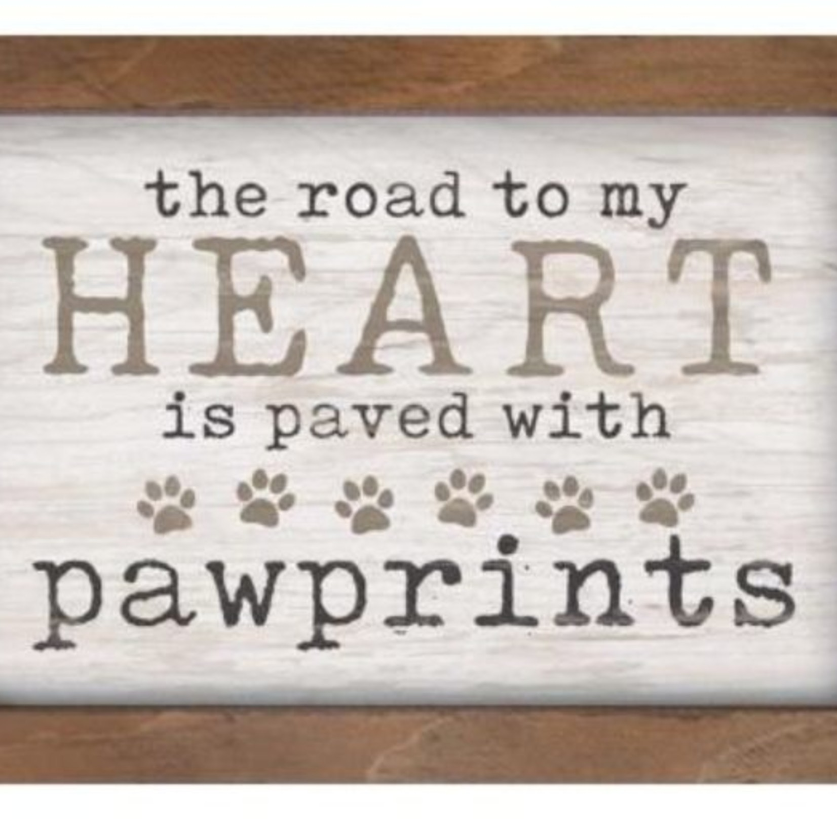 Paved With Pawprints LFR0075