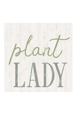 Plant Lady Word Block SBB0052